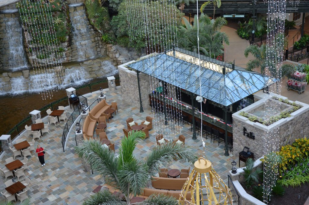 Flood Restoration Gaylord Opryland Resort And Convention