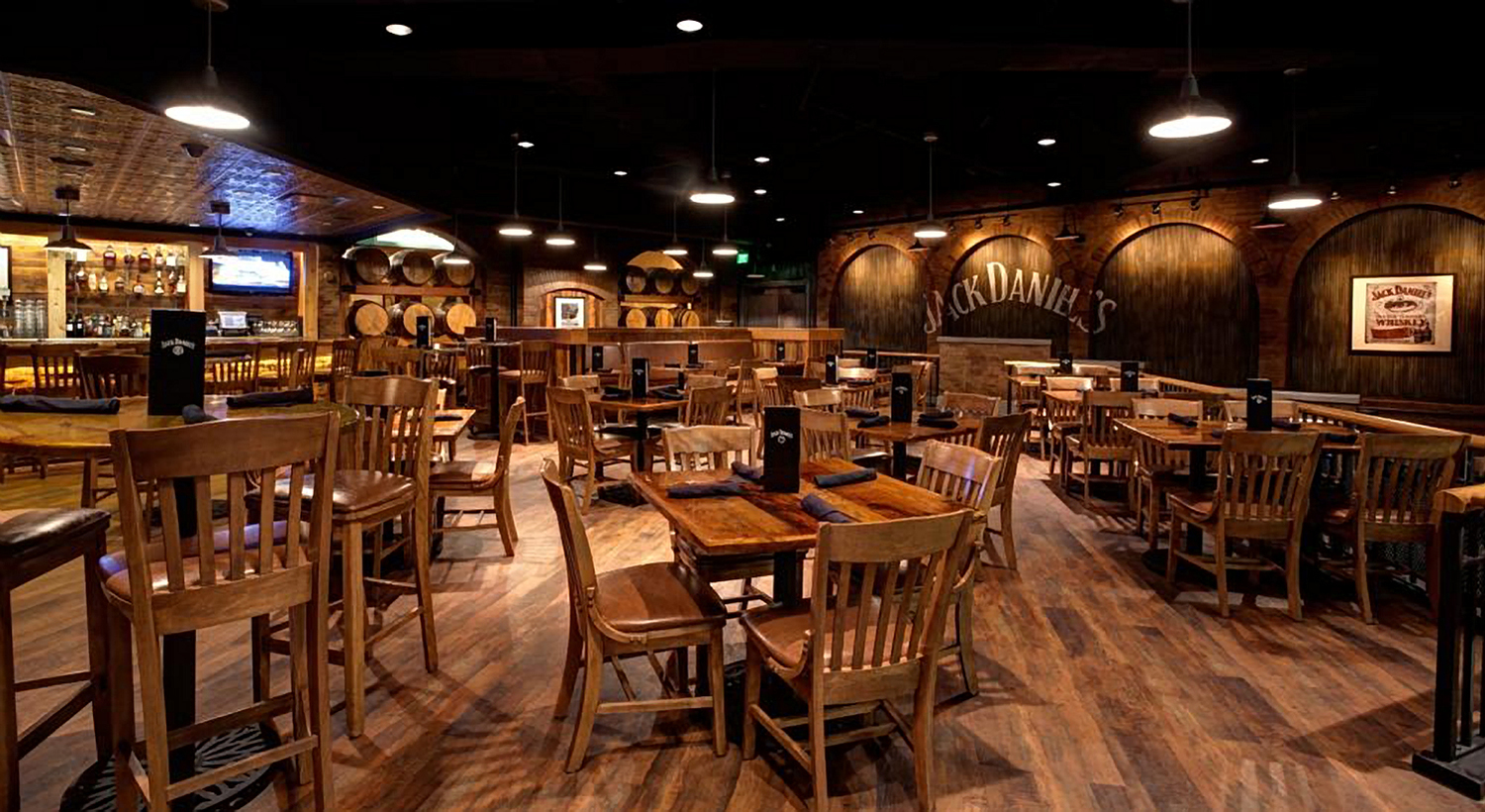Jack Daniel S Saloon Lord Opryland Hotel And Convention Center D F Chase Inc Construction