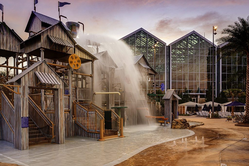 Water Park And Event Lawns Gaylord Palms Resort And